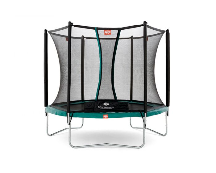 BERG Talent 240 + Safety Net Comfort Trampolin
