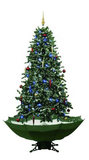 Schneiender Weihnachtsbaum.Schneiender Weihnachtsbaum Grün 170cm