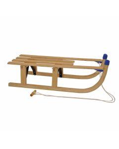 Holzschlitten 110 cm