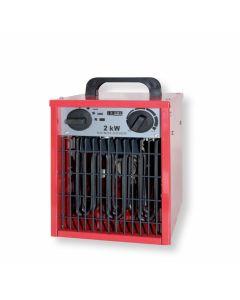 Industrie Ventilatorofen 2000W