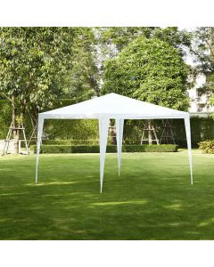 Partyzelt 3x3 m weiß Pure Garden & Living