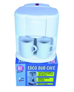 Kaffeemaschine 24 Volt mit 2 Tassen