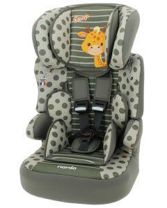 Autositz Nania Beline SP Giraffe 1/2/3
