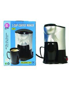Kaffeemaschine für eine Tasse Kaffee 24 Volt