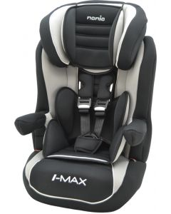 Autositz Nania I-Max LX Agora Black 1/2/3
