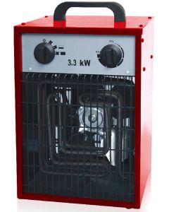 Industrie Ventilatorofen 3300W