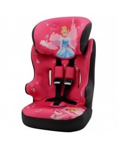 Autositz Disney Racer Princess 1/2/3