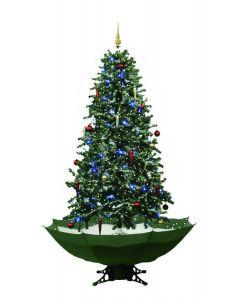 Schneiender  Weihnachtsbaum Grün 170cm