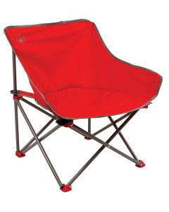 Coleman Campingstuhl kick-back red