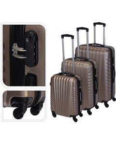 Koffer Bronze - 97 Liter