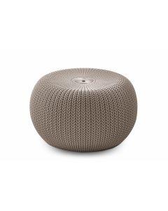 Poef / Hocker Keter Cozy Seat beige