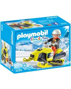 Playmobil - Family Fun – Schneescooter 9285