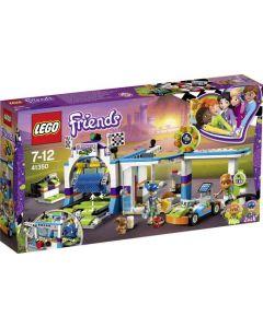 Lego Friends Autowaschanlage