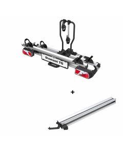 Pro-User Diamant TG Fahrradträger + Auffahrrampe