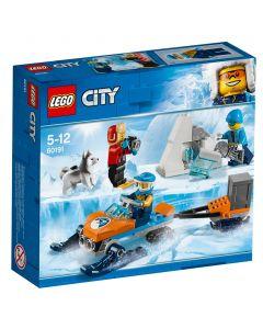 Lego City Arktis-Expeditionsteam