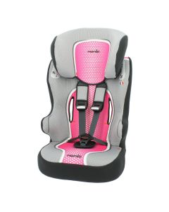 Autositz Nania First Racer Pop Pink 1/2/3