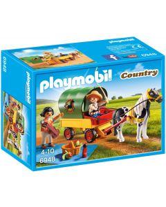 Playmobil - Picknick mit Ponykutsche