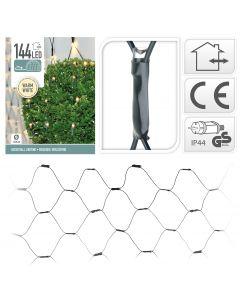 Buchsbaum Netzbeleuchtung 144 LED warm weiß