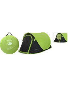 Campingzelt Grün Pop-Up 1 Person
