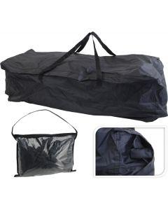 Tasche Gartenkissen Schwarz