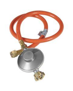 Outdoorchef Gasschlauch und Gasdruckregler