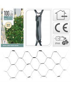 Buchsbaum Netzbeleuchtung 100 LED warm weiß