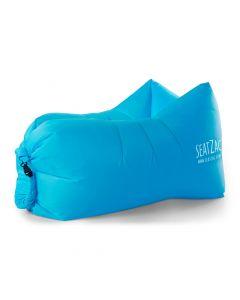 SeatZac Sitzsack blau