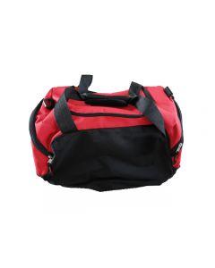 Sporttasche rot/schwarz