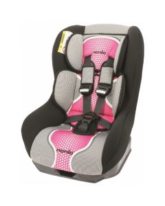 Autositz Nania First Driver Pop Pink 0/1