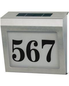 Brennenstuhl Beleuchtete Hausnummer Sh 4000