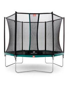 BERG Talent 300 + Safety Net Comfort Trampolin