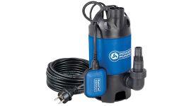 Power Plus POW 67906 750W – Tauchpumpe/Schmutzwasserpumpe
