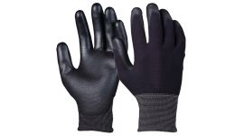 Montage Handschuhe mit PU-Beschichtung S