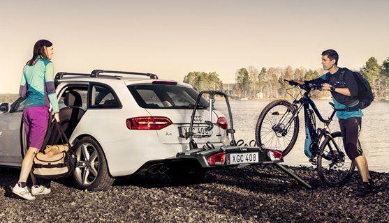 E-Bike Fahrradträger